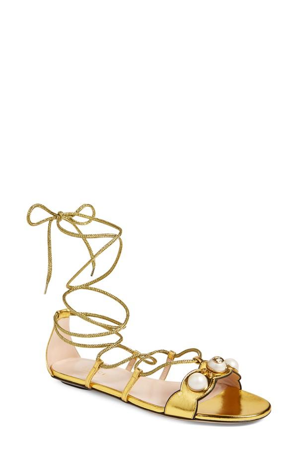 Τα χρυσά σανδάλια του καλοκαιριού! – Lady F d37ecf8cb99