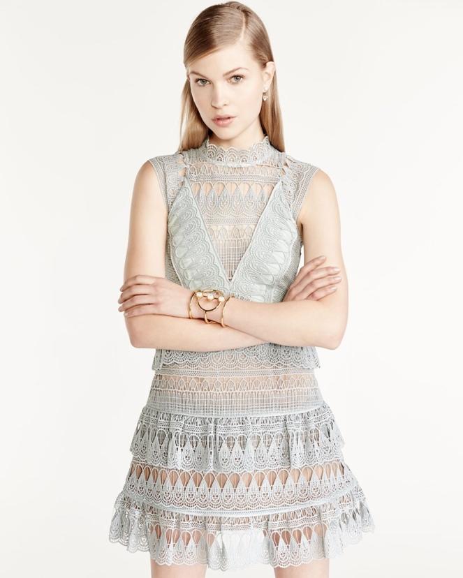 aec18f39de7 Δαντελένια φορέματα από την Self Portrait! – Lady F